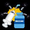 日本でのワクチン接種のニュースが多く出てくるように・・・
