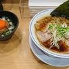 新大阪駅の「麺や マルショウ」でお腹一杯。
