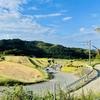 エコワークスのオーナー棚田で稲刈り体験をしてきた(於・福岡県糸島市二丈)