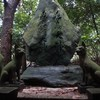 霊界のような新野稲荷神社(奈良県大淀町)