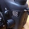 【キャノン EOS 70D】念願の一眼レフの購入と1週間の使用レビュー