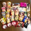 コンビニで5000円分のお菓子買ってもらった♪