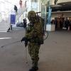 オリンピックにおけるテロ対策訓練