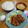 木更津 市場食堂 まぐろとかきフライの日