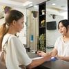 顧客が作れる受付の方法