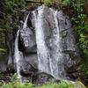 陽目渓谷 白水の滝