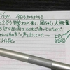 【万年筆・インク】妻のねこ日記・2020年10月第2週!【猫写真と猫イラスト】