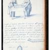 アルチンボルド展で紹介されていた養蚕と製糸の素描について