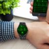 スマートウォッチの未来。心電図も計測可能な「CRONOVO」で簡単に健康管理ができるライフスタイルへ。