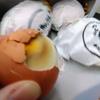 【鳥取の砂たまご】電車のお伴といえば【ゆで卵&冷凍みかん】