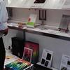 東京国際ブックフェア&イハラ・ハートショップにて