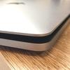 Macbook Pro13 バッテリーの膨張で修理