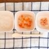 【7ヶ月】離乳食2週目・鮭