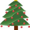 ダイソー素材でクリスマス準備