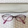【こだわり】母、大人のメガネを買う