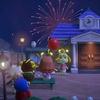 ポルトパラディーゾ島の暮らし⑮ -初めての花火大会で浮かれる人たち-