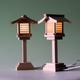 尾州桧で作る木製灯篭 神棚でも使う人が増えてきました