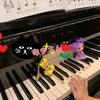 【年少さん 音階練習】3歳の可愛い女の子のお手て