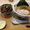 京都「猪一」のラーメン