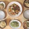 緑系の食卓