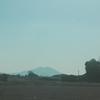 夕闇の富士山撮ったぞ