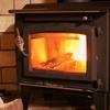【薪ストーブの魅力】揺らめく火に癒されます