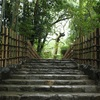 京都⑫ 詩仙堂で法話を聴く