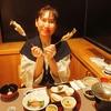 新穂高温泉「穂高荘・山のホテル」の夕食&夜の混浴露天風呂