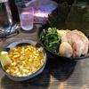 2019夏限定『クックらつけ麺』三河屋製麺拘りの全粒粉入り麺にライムを添えて…なんておシャンティなんだ‼️ガツンとくるスープにさっぱりすっきりの後味って最高でしょ‼️