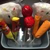 【1歳3歳育児】屋台の食べ物を製作してみた【夏休み18日目】