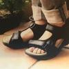 ヘルニア  脊柱管狭窄症  膝関節症に  雲の上を歩くような靴 ストレッチウォーカーがお勧めです。