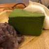 神楽坂で抹茶の王道スイーツなら【紀の善】で決まりっ!抹茶ババロアは必食のウマさ!