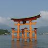 【写真複製・写真修復の専門店】厳島神社 広島 色調補正