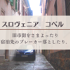 【コペル】旧市街をさまよったり宿泊先のブレーカー落としたり。2018.10.28