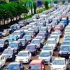 【続報】また?ジャカルタ主要道路での車両ナンバー別の通行規制