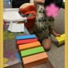折り紙で電車を作る 超簡単で、子どもが喜び、お片付けも楽!