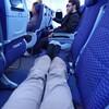 エコノミークラスで座席フラット睡眠:個人手配マチュピチュ旅行記