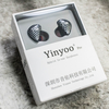 【レビュー】1BA+1DDのハイブリッドイヤホン「Yinyoo Pro」入門機にもってこいの1台