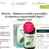 Detoxic - preț în farmacie, opinii, recenzii, ingrediente