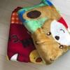 週末の断捨離   子供の毛布を処分