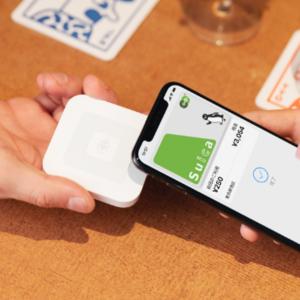 お店にSuicaを導入したい経営者に朗報!モバイル決済のSquareが交通系ICカードに加え、QUICPayやiD決済に対応を開始しました。