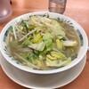 【蠣殻町】日高屋水天宮前店:今日は二郎じゃないよ・・・日高屋さんの野菜たっぷりタンメンです