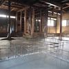 基礎工事編:コンクリート打設、ついに基礎完成!