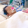 BTシャント手術後の容態(ㆁᴗㆁ✿)ファロー四徴症*肺動脈閉鎖