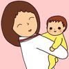 産婦人科の前のワンクッション