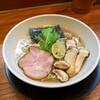 【金沢 ラーメン】「松茸塩ラーメン」自然派らーめん 神楽 (かぐら)