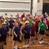 オーストラリアの授業 1年生2学期 発表、算数、スペリング