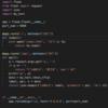 APIを呼び出すwebアプリの作成