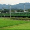 第937列車 「 山陰本線を走る緑の113系を複線区間で狙う 」