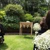 結婚式で友達とはなにかを考える寡婦